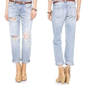 Madewell Destroyed Boy Jeans - NEW